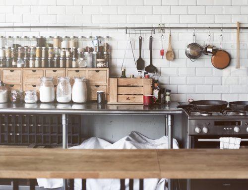 Blurring: keuken inrichten als food niet je vak is
