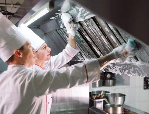 Schoonmaak keuken kan efficiënter, sneller en goedkoper