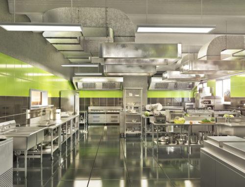 Coronastilte in keukens biedt ruimte voor groot onderhoud en dieptereiniging
